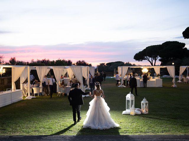 Il matrimonio di Lorenzo e Francesca a Castel Gandolfo, Roma 11