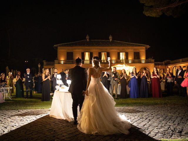 Il matrimonio di Lorenzo e Francesca a Castel Gandolfo, Roma 18