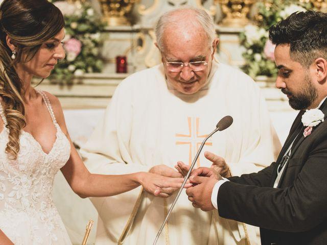Il matrimonio di Lorenzo e Francesca a Castel Gandolfo, Roma 21