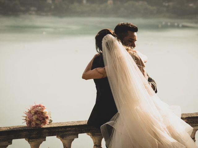 Il matrimonio di Lorenzo e Francesca a Castel Gandolfo, Roma 22