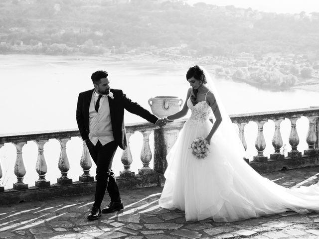 Il matrimonio di Lorenzo e Francesca a Castel Gandolfo, Roma 23