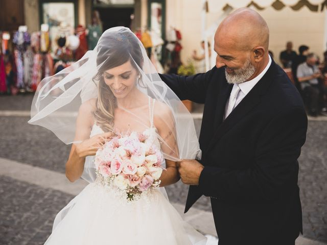Il matrimonio di Lorenzo e Francesca a Castel Gandolfo, Roma 31
