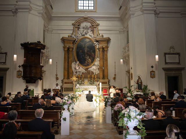 Il matrimonio di Lorenzo e Francesca a Castel Gandolfo, Roma 35