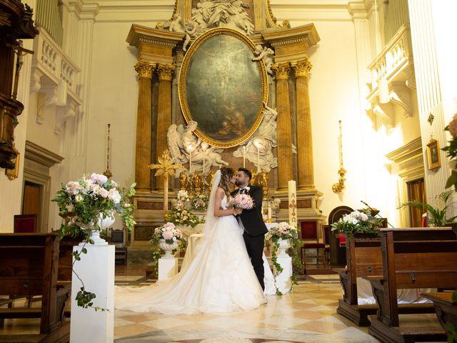 Il matrimonio di Lorenzo e Francesca a Castel Gandolfo, Roma 36