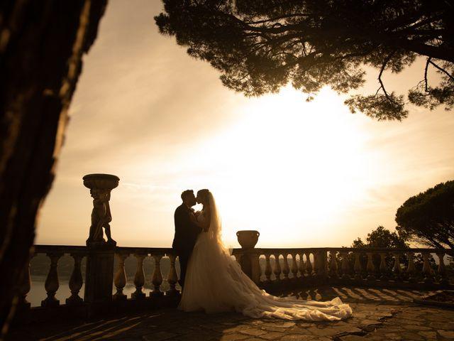 Il matrimonio di Lorenzo e Francesca a Castel Gandolfo, Roma 39