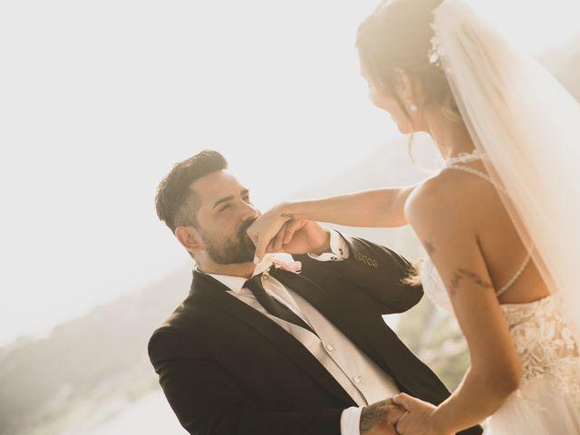 Il matrimonio di Lorenzo e Francesca a Castel Gandolfo, Roma 42