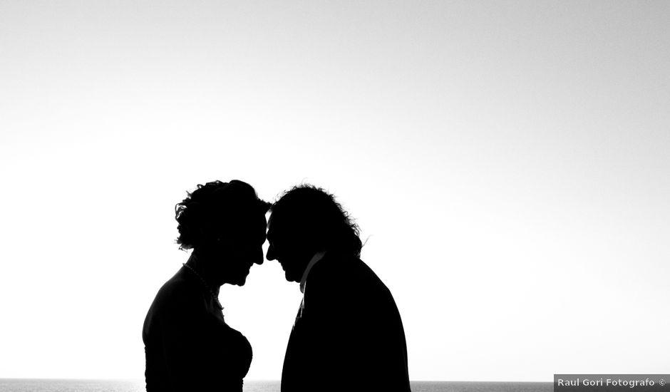 Il matrimonio di Ruggero e Tiziana a Castagneto Carducci, Livorno