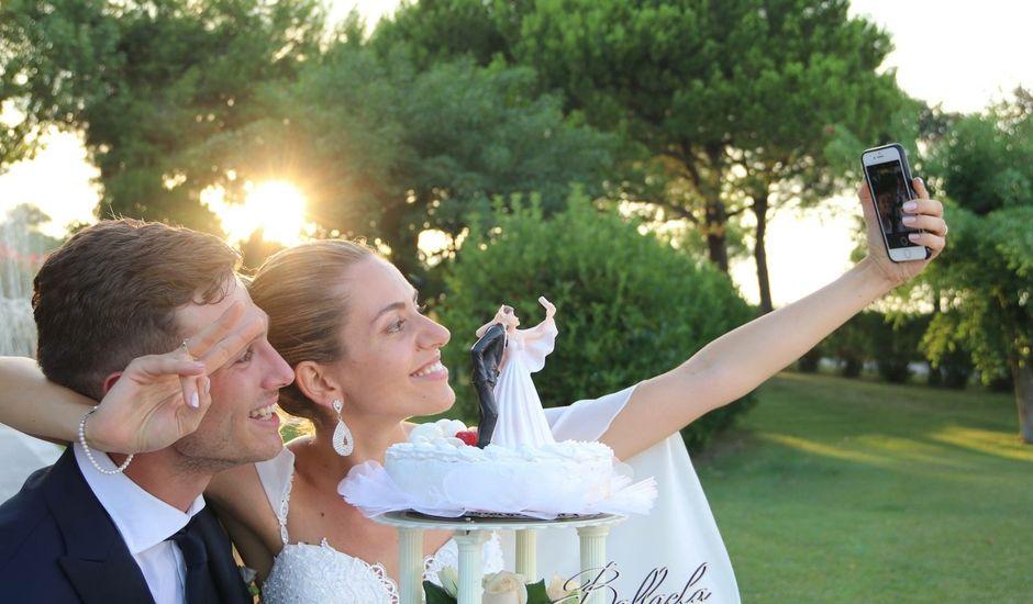 Il matrimonio di Mattia e Raffaela  a Civitanova Marche, Macerata
