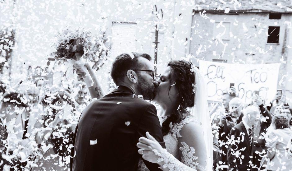 Il matrimonio di Matteo e Elisa a Cosio Valtellino, Sondrio
