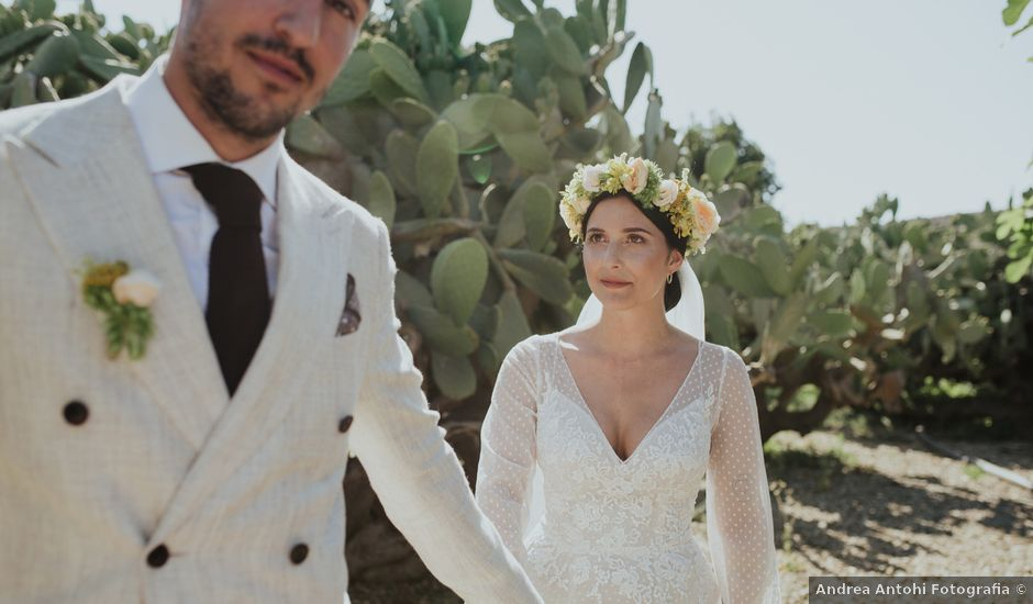 Il matrimonio di Louis e Vanessa a Manduria, Taranto