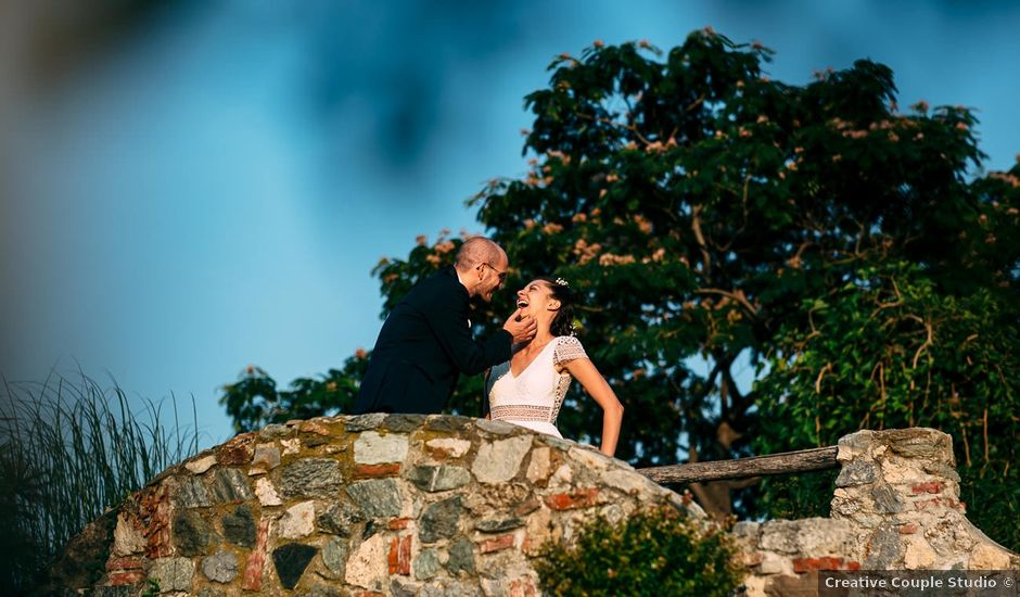 Il matrimonio di Luca e Ilaria a Spotorno, Savona