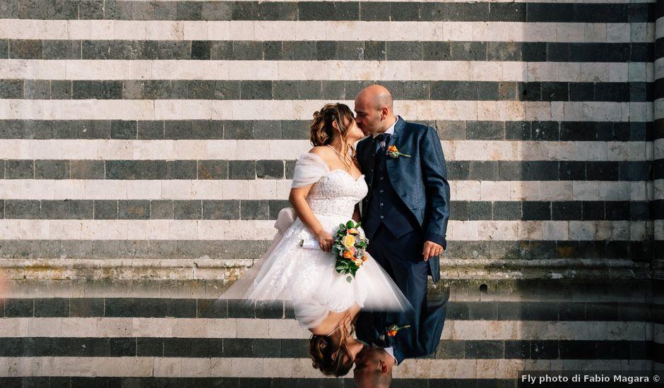 Il matrimonio di Andrea e Benedetta a Orvieto, Terni