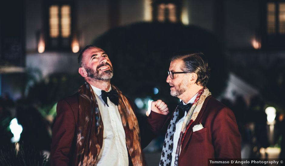 Il matrimonio di Ivano e Giuseppe a Palermo, Palermo