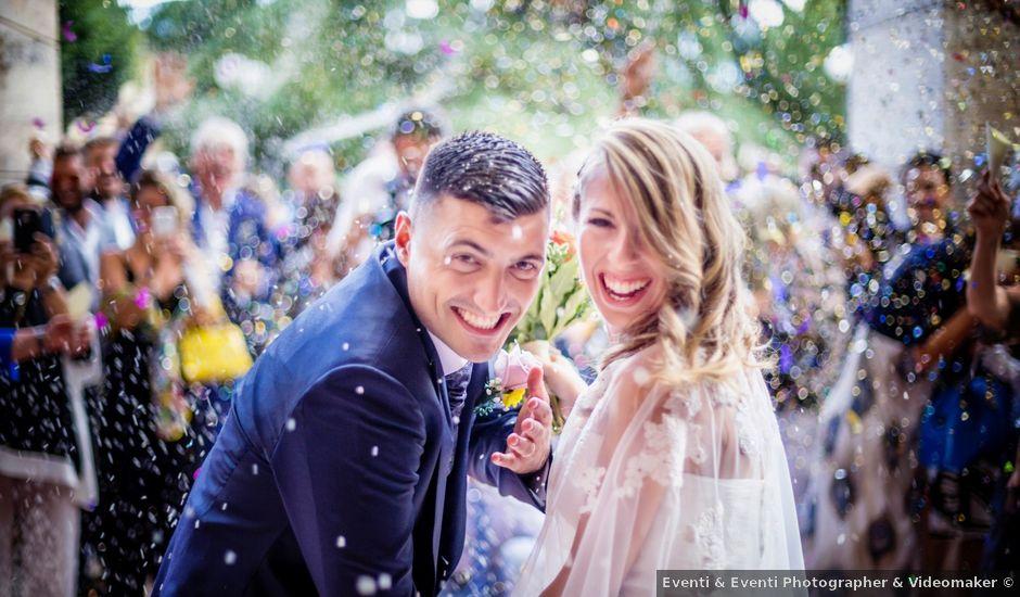 Il matrimonio di Marco e Martina a Firenze, Firenze