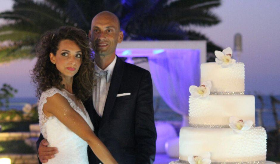 Il matrimonio di Maurizio e Donatella a Bisceglie, Bari