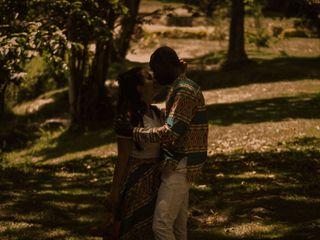 Le nozze di Lucia e Dan 1