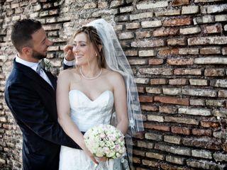 Le nozze di Stefania e Tancredi