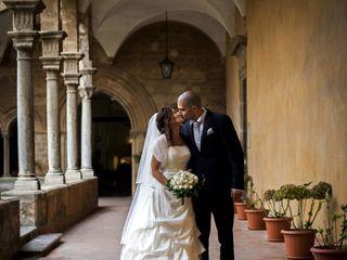 Le nozze di Nadia e Emiliano