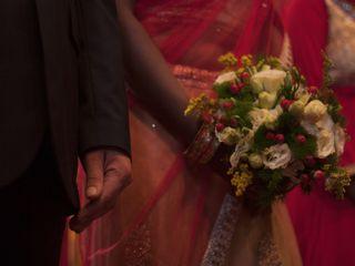 Le nozze di Giuliano e Kavitha 2