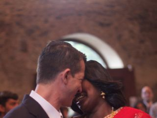 Le nozze di Giuliano e Kavitha 3