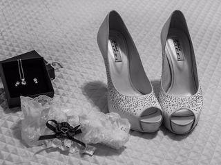 Le nozze di Jessica e Daniele 1