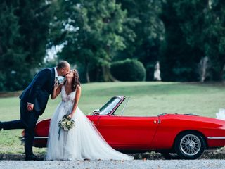 Le nozze di Stefania e Reda