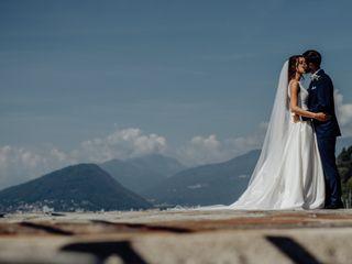 Le nozze di Marco e Romina 2