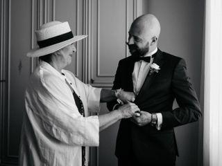 Le nozze di Giulia Pizzi  e Federico Benedetti  1