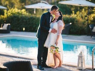 Le nozze di Cristina e Lorenzo