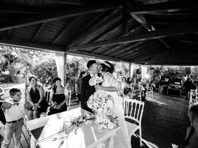 Il matrimonio di Nello e Elena a Pienza, Siena 8