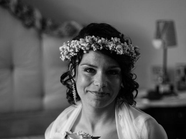 Il matrimonio di Nello e Elena a Pienza, Siena 9