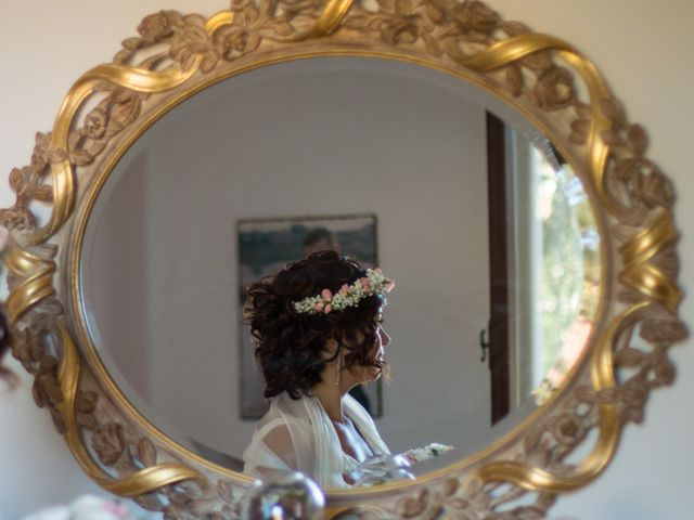 Il matrimonio di Nello e Elena a Pienza, Siena 10