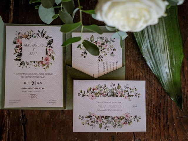 Il matrimonio di Alessandro e Sara a Lissone, Monza e Brianza 1