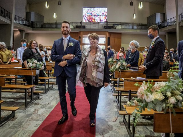 Il matrimonio di Alessandro e Sara a Lissone, Monza e Brianza 27