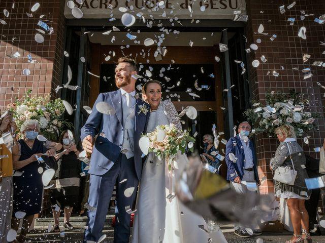Il matrimonio di Alessandro e Sara a Lissone, Monza e Brianza 45