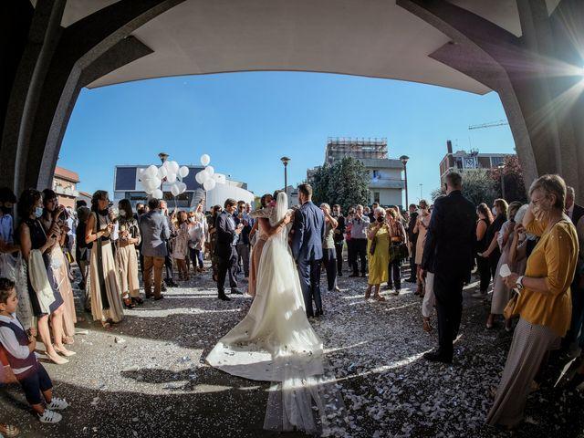 Il matrimonio di Alessandro e Sara a Lissone, Monza e Brianza 46