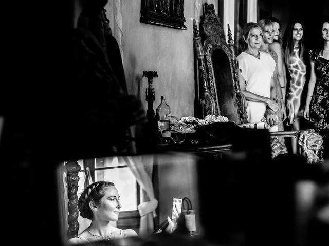 Il matrimonio di Elena e Vittorio a Bevilacqua, Verona 6
