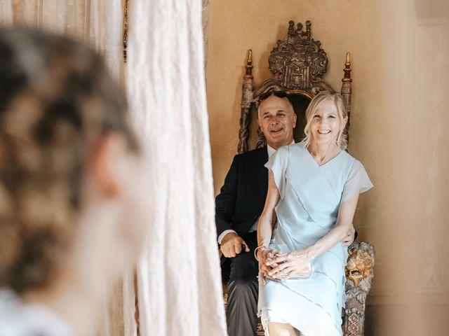 Il matrimonio di Elena e Vittorio a Bevilacqua, Verona 7