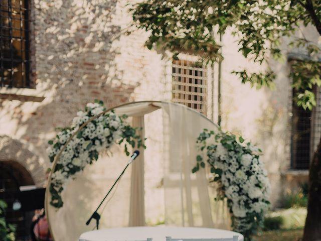 Il matrimonio di Elena e Vittorio a Bevilacqua, Verona 10