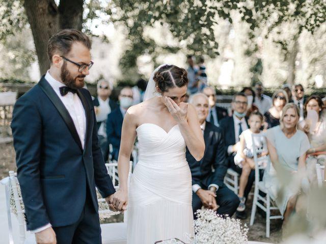 Il matrimonio di Elena e Vittorio a Bevilacqua, Verona 12