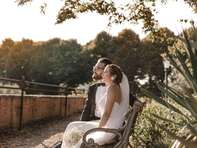 Il matrimonio di Elena e Vittorio a Bevilacqua, Verona 15