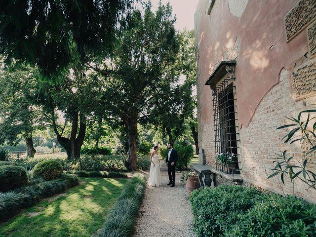 Il matrimonio di Elena e Vittorio a Bevilacqua, Verona 17