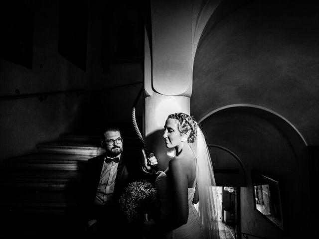 Il matrimonio di Elena e Vittorio a Bevilacqua, Verona 18