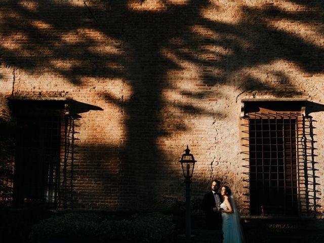 Il matrimonio di Elena e Vittorio a Bevilacqua, Verona 21