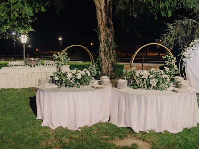 Il matrimonio di Elena e Vittorio a Bevilacqua, Verona 28