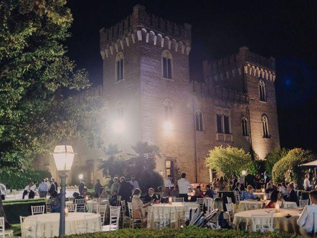 Il matrimonio di Elena e Vittorio a Bevilacqua, Verona 29