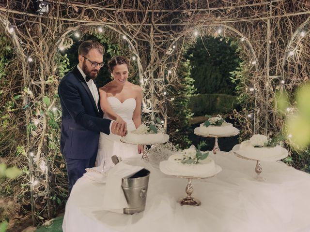 Il matrimonio di Elena e Vittorio a Bevilacqua, Verona 30