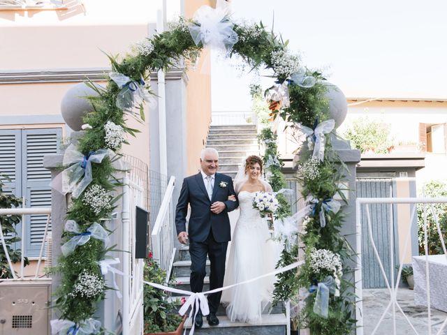 Il matrimonio di Lisa e Andrea a La Spezia, La Spezia 17