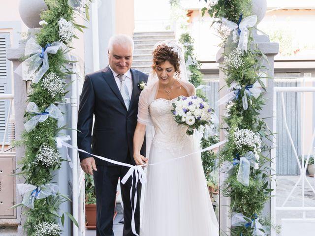 Il matrimonio di Lisa e Andrea a La Spezia, La Spezia 18