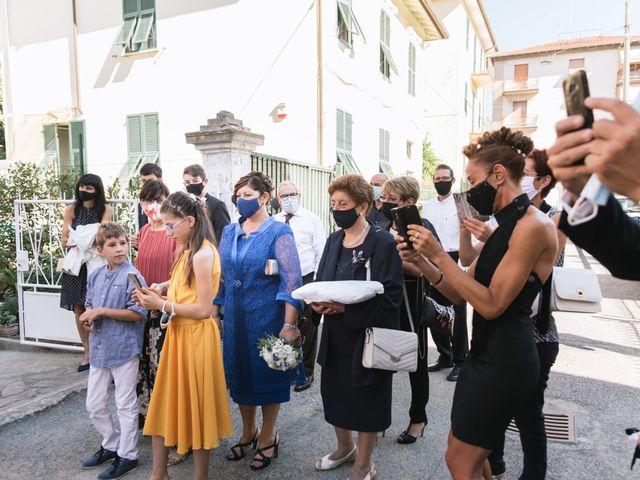 Il matrimonio di Lisa e Andrea a La Spezia, La Spezia 19